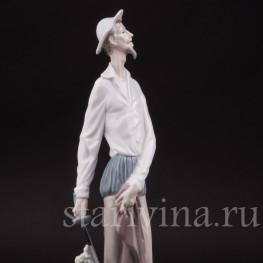 Фарфоровая статуэтка Дон Кихот Lladro, Испания.